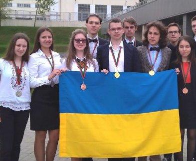 Харьковский школьник стал победителем Менделеевской олимпиады в Беларуси