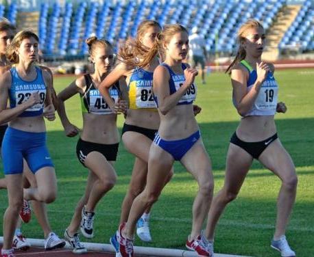 Харьковчанка выиграла «золото» в беге на 10 километров