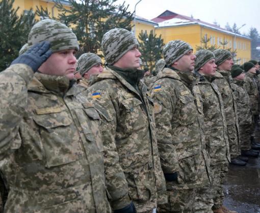 Украинские военные получат новый рацион: фото-факты