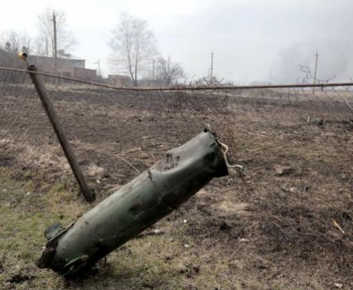 Взрывы в Балаклее прекратились