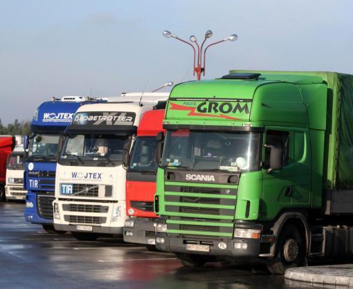 В Харьковской области ограничат движение большегрузов-дальнобоев