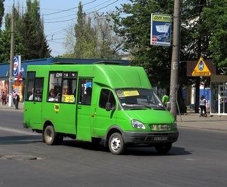 В Харькове поймали пьяного водителя маршрутки