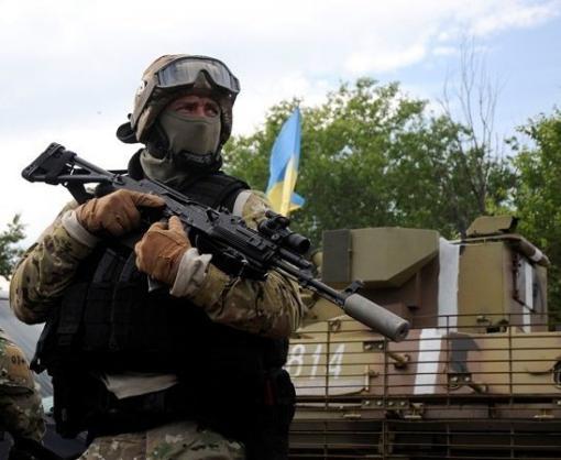 Один боец ВСУ умер, двое ранены при подрыве нафугасе— ООС