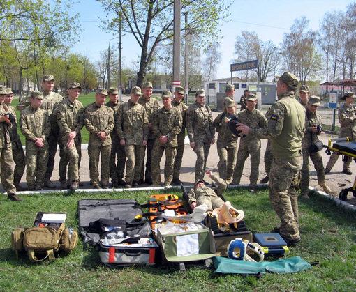 Зачем в Харькове собирались военные врачи