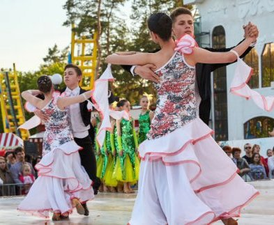 «Харьковский вальс» соберет танцоров из разных городов Украины