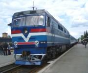 В сезон массовых отпусков поезд из Новоалексеевки в Харьков будет идти днем