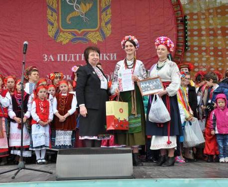 В Харькове пройдет гала-концерт фестиваля народной культуры