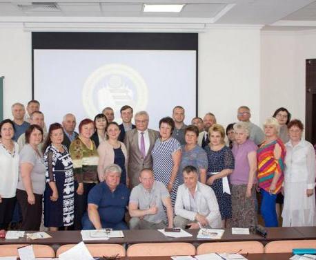 В Харьковской области создан совет председателей