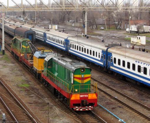В Харькове задержали мигранта, который лез в товарный вагон