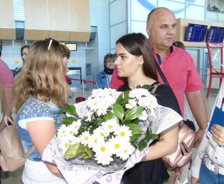 Талантливые дети Харькова вернулись с отдыха в Албании