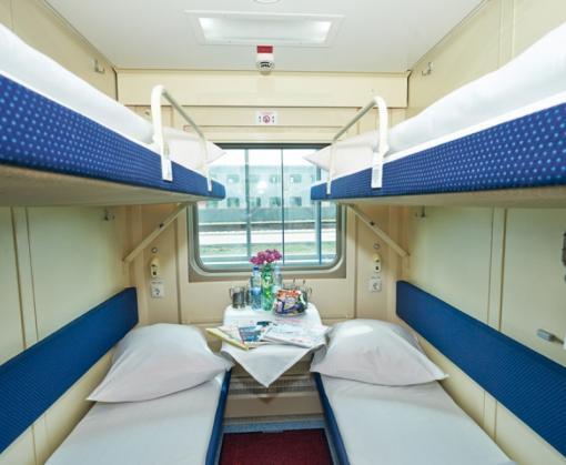 В украинских поездах будут экспериментировать с горячим питанием