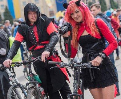 В Харькове пройдет велодень