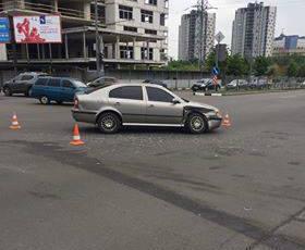 ДТП в Харькове: на Павловом поле пострадала пассажирка