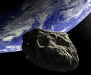 К Земле надвигается астероид 2010 WC9