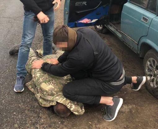 СБУ перекрыла в Харькове канал торговли оружием
