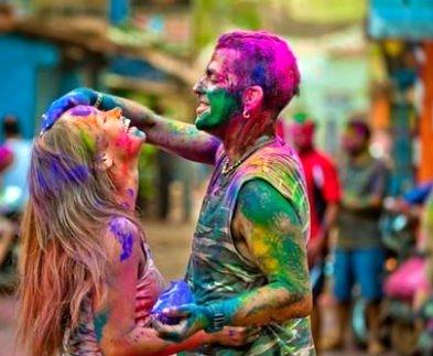 В Харькове пройдет индийский праздник красок