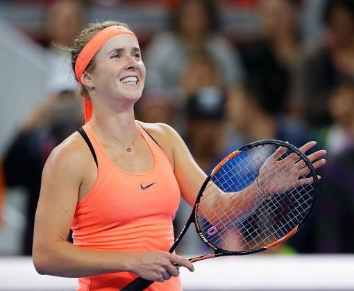 Элина Свитолина с легкостью прошла в третий раунд турнира в Риме