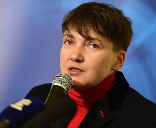 Надежда Савченко подала жалобу в КСУ