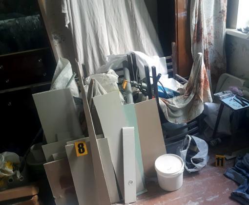 В Харькове иностранец убил хозяйку квартиры