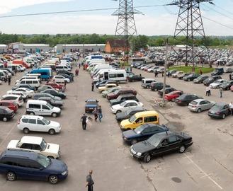 В Харькове за месяц купили полтысячи новых авто