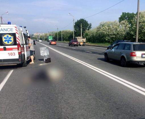 ДТП в Харькове: на Салтовке насмерть сбит пешеход