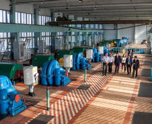 Китайская делегация ознакомилась с работой «Харьковводоканала»