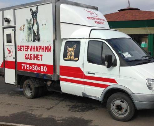 В Харькове снова работают передвижные ветеринарные кабинеты