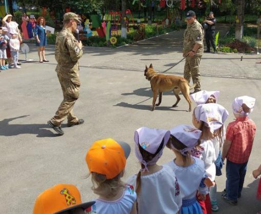 В Харькове прошел день Недели безопасности