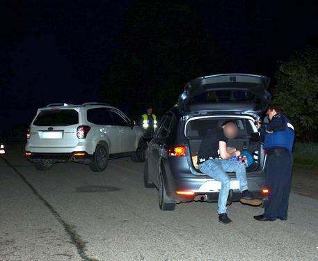 В Харькове завязалась драка со стрельбой на окружной дороге