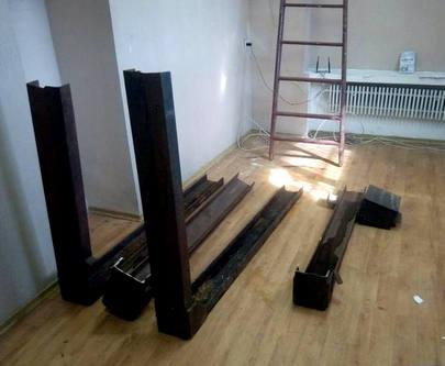 В Харькове у предприятия украли ворота