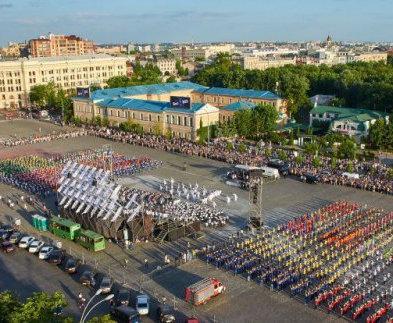 В Харькове пройдет массовый флешмоб