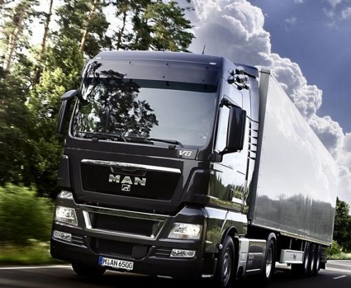 На границе со Словакией временно ограничено движение грузовиков
