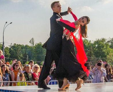 В пятницу в Харькове будут танцевать