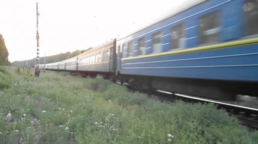 Новому поезду Харьков – Новоалексеевка придали ускорение