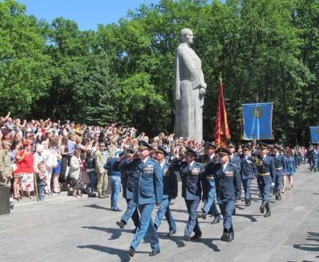 Выпускники харьковского военного вуза пополнили ряды офицеров ВСУ