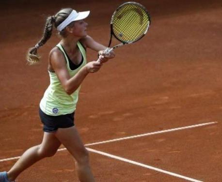 Харьковчанка стала победителем юношеского турнира ITF