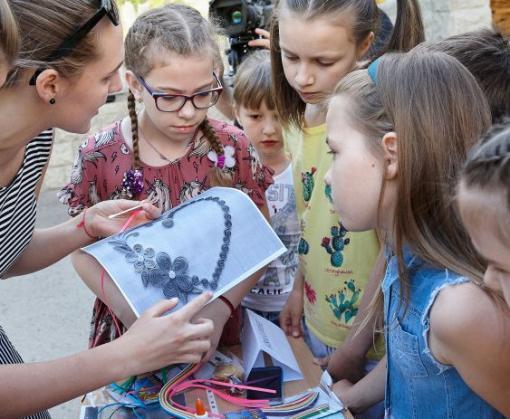В Харькове открылись пришкольные лагеря