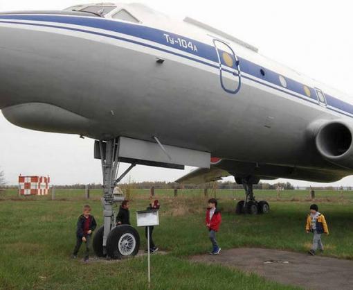 Дети посетят харьковский авиазавод