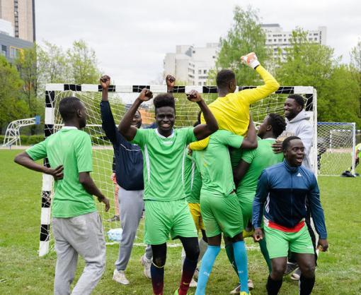 В Харькове пройдет кубковый турнир по футболу среди иностранных студентов