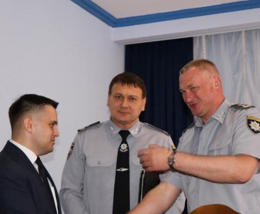 Экс-глава харьковской полиции назначен на руководящую должность в Черновицкой области: видео