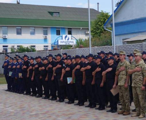 Харьковская эскадрилья отпраздновала четвертьвековой юбилей