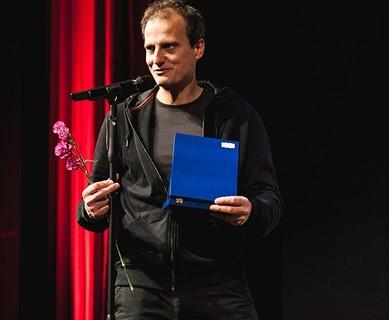 Украинский режиссер получил в Польше премию «Дракон драконов»