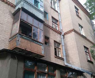 Пожар в Харькове: на ХТЗ погиб мужчина