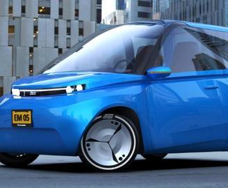 Голландцы разработали автомобиль будущего из льна и сахара