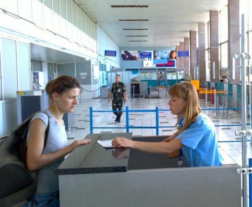 Кто может въехать в Украину через «зеленый коридор»