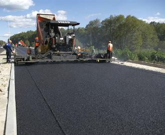 В Харьковской области отремонтируют разрушенную дорогу