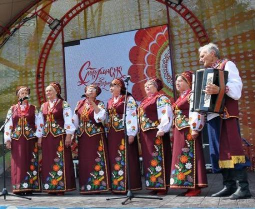 В Харькове начался конкурс любителей народного