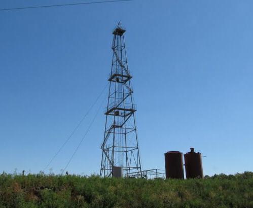 В Харьковской области открыто месторождение газа