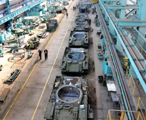На заводе Малышева налаживают новое военное производство