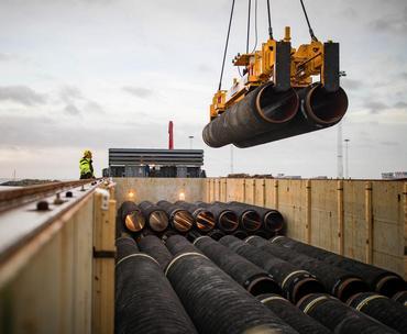 Швеция дала согласие на строительство «Северного потока-2»
